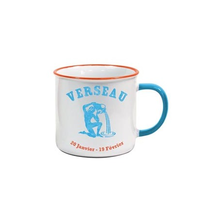 Tasse US Horoscope Verseau