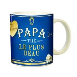 MUG pour un PAPA MAGNIFIQUE qui aime le thé