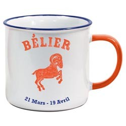 Tasse US Horoscope Bélier