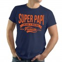 T-Shirt Super Papy Premium