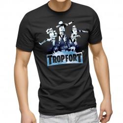 T-Shirt trop fort