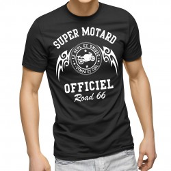 T-Shirt Logo SUPER MOTARD original
