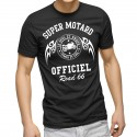 T-Shirt Super motard original