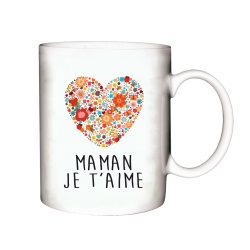 Mug Maman je t'aime