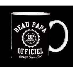 Mug beau papa officiel