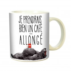MUG CAFE ALLONGE