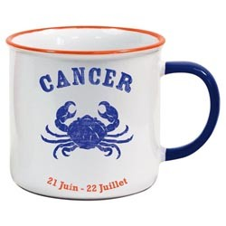 Tasse US Horoscope Cancer