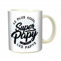 MUG SUPER PAPY COOL