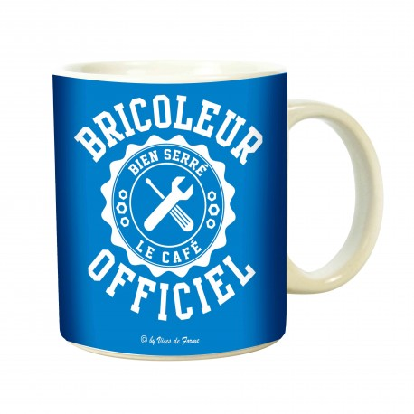 MUG SUPER BRICOLEUR