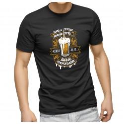 T-Shirt Laisse couler