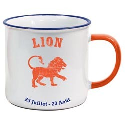 Tasse US Horoscope Lion