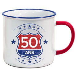 Tasse US 50 ans