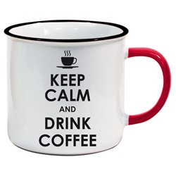 Tasse US Keep Calm and drink Cofee