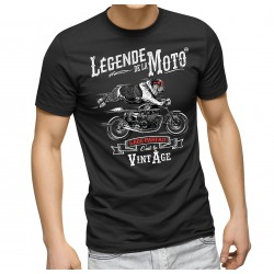 T-Shirt Légende de la moto