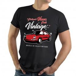 T-Shirt Je suis vintage
