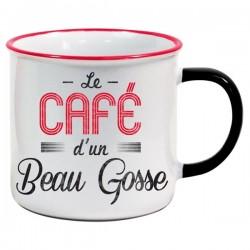 Tasse US Café d'un Beau Gosse