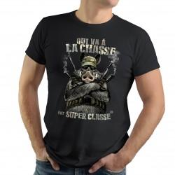 T-Shirt Qui va à la chasse