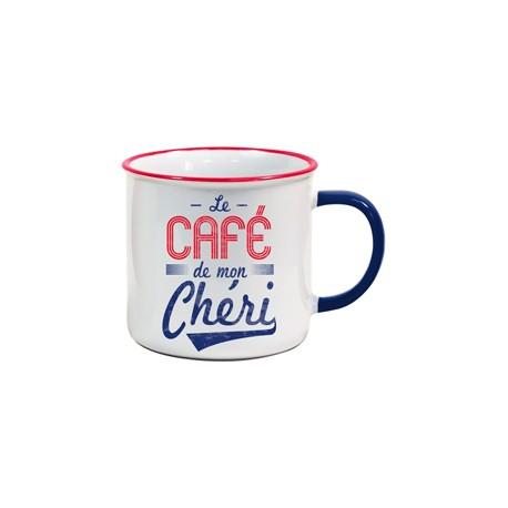 Tasse US Café du Chéri