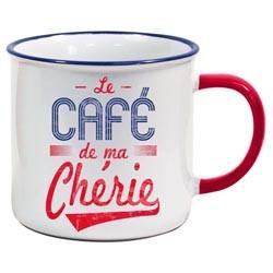 Tasse US Café de la Chérie