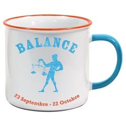 Tasse US Horoscope Balance