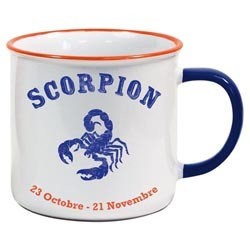 Tasse Horoscope Scorpion