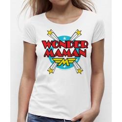 T-Shirt Femme WONDER WOMAN