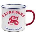 Tasse Horoscope Capricorne