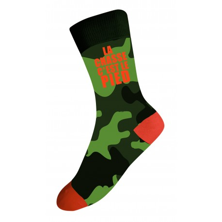 Chaussette Homme Chasseur
