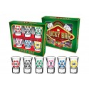Kit de 6 Shooters Lucky Bar