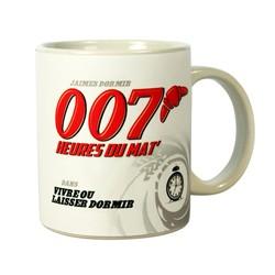 MUG 007 HEURES DU MAT