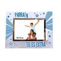 """Cadre photo """"Parrain adoré"""""""