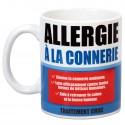 MUG Allergie à la connerie