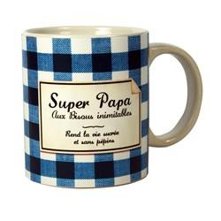 MUG pour tous les SUPER PAPAS que l'on adore !