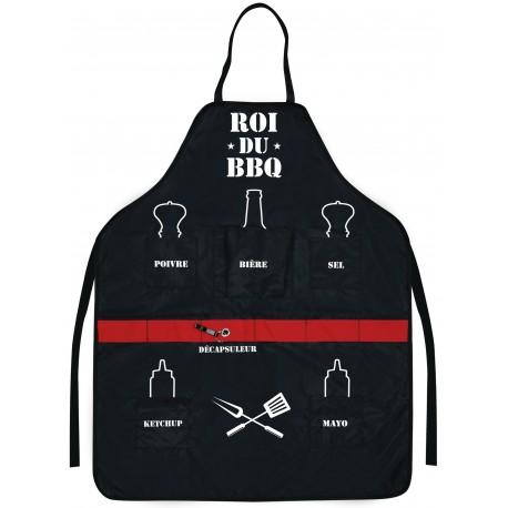 Tablier Roi du Barbecue