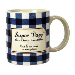 MUG pour tous les SUPER PAPYS que l 'on adore !