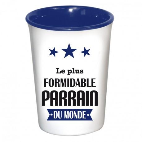Mug / Tasse en céramique LE PLUS FORMIDABLE PARRAIN