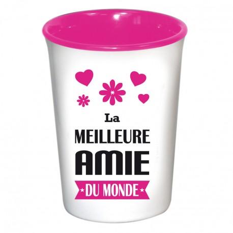 Mug / Tasse en céramique LA MEILLEURE AMIE