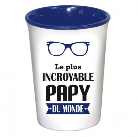 Mug / Tasse en céramique LE PLUS INCROYABLE PAPY