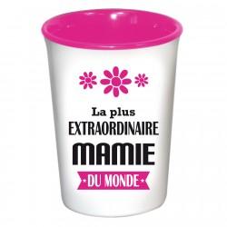 Mug / Tasse en céramique LA PLUS EXTRAORDINAIRE MAMIE