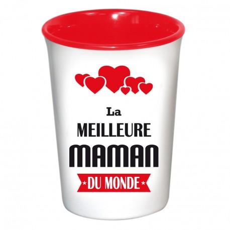 Mug / Tasse en céramique LA MEILLEURE MAMAN