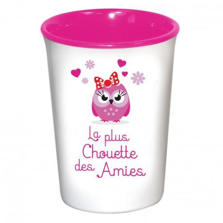 Mug / Tasse en céramique LA PLUS CHOUETTE DES AMIES