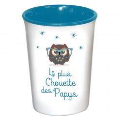 Mug / Tasse en céramique LE PLUS CHOUETTE PAPY
