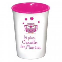 Mug / Tasse en céramique LA PLUS CHOUETTE MAMIE