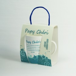 Mug sentiment Papy Chéri