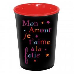 Mug / Tasse en céramique MON AMOUR