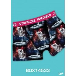 Caleçon - Boxer Homme SPACE RIDER