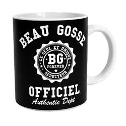 MUG OFFICIEL pour du BEAU GOSSE - LOGO ORIGINAL