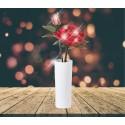 Lampe LED Roses lumineuses couleur rose 30cm