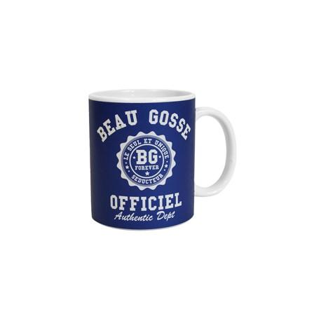 MUG BEAU GOSSE OFFICIEL BLEU