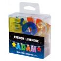 Guirlande Prénom Led - veilleuse ADAM